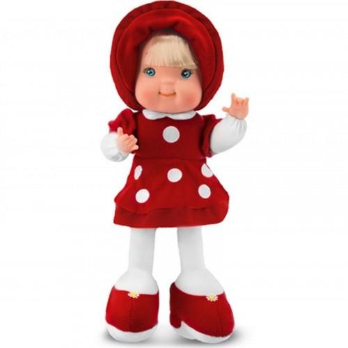 Boneca Baby Fashion Vermelha - Abrinq