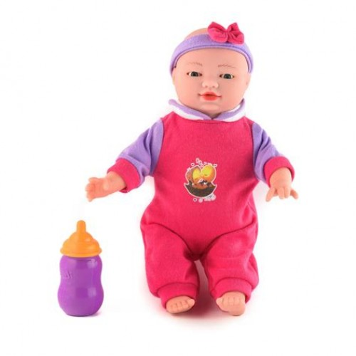 Boneca Toys Baby Expression Of The Baby - ToyKing