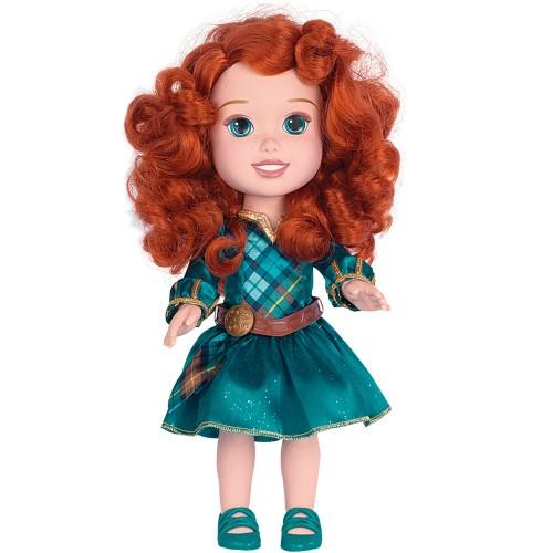 Boneca Minha Primeira Princesa Merida - Mimo