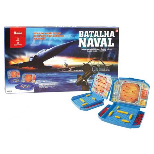 Jogo Batalha Naval - Nig Brinquedos