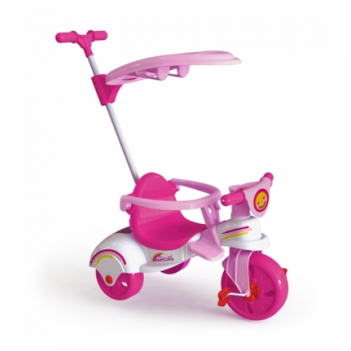 Triciclo Multi Care 3 x 1Girl - 0760.1 - Xalingo