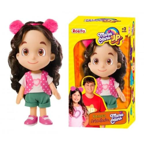 Boneca Maria Clara Do Canal Maria Clara & Jp Baby Brink 1040