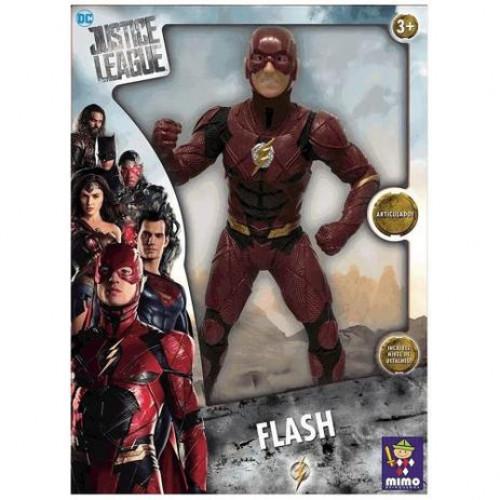 Boneco Liga da Justiça - Flash Premium - 45 cm - 0923 Mimo