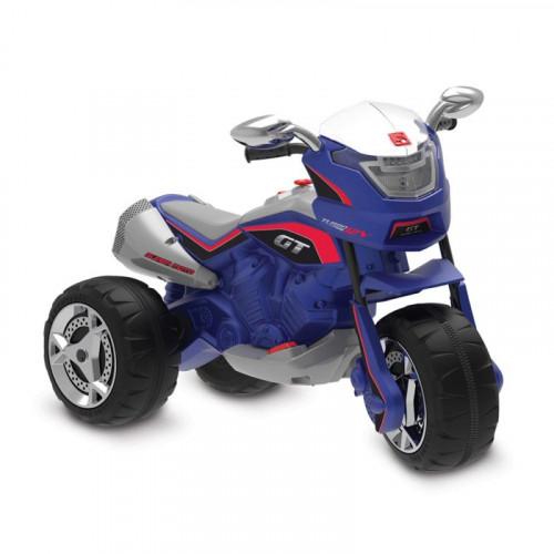 SUPER MOTO GT® TURBO (AZUL) ELÉTRICA 12V