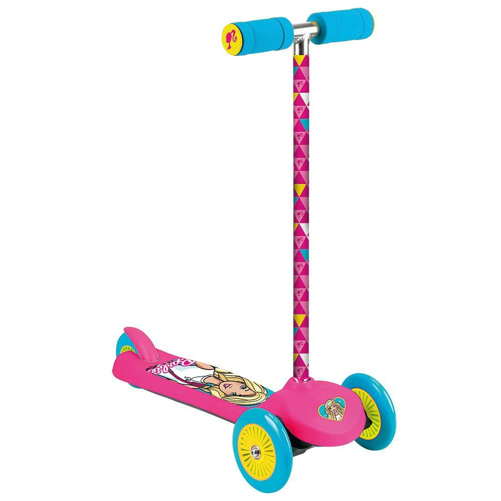 Patinete Barbie Fabuloso Tri-Wheels - Fun