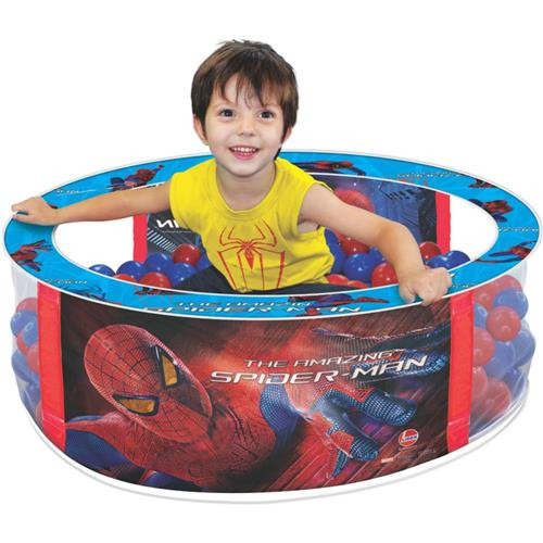 Piscina de Bolinhas SpiderMan - Lider
