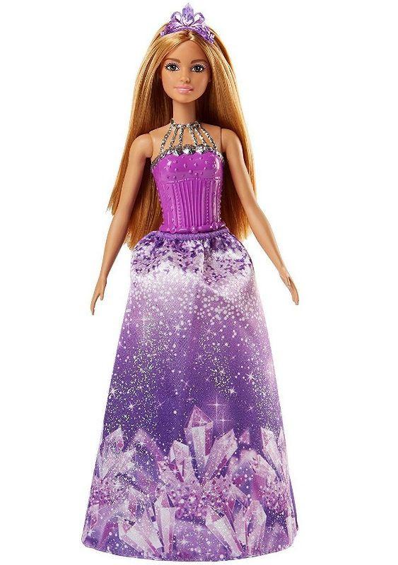 Boneca Barbie Dreamtopia Princesas - Mattel