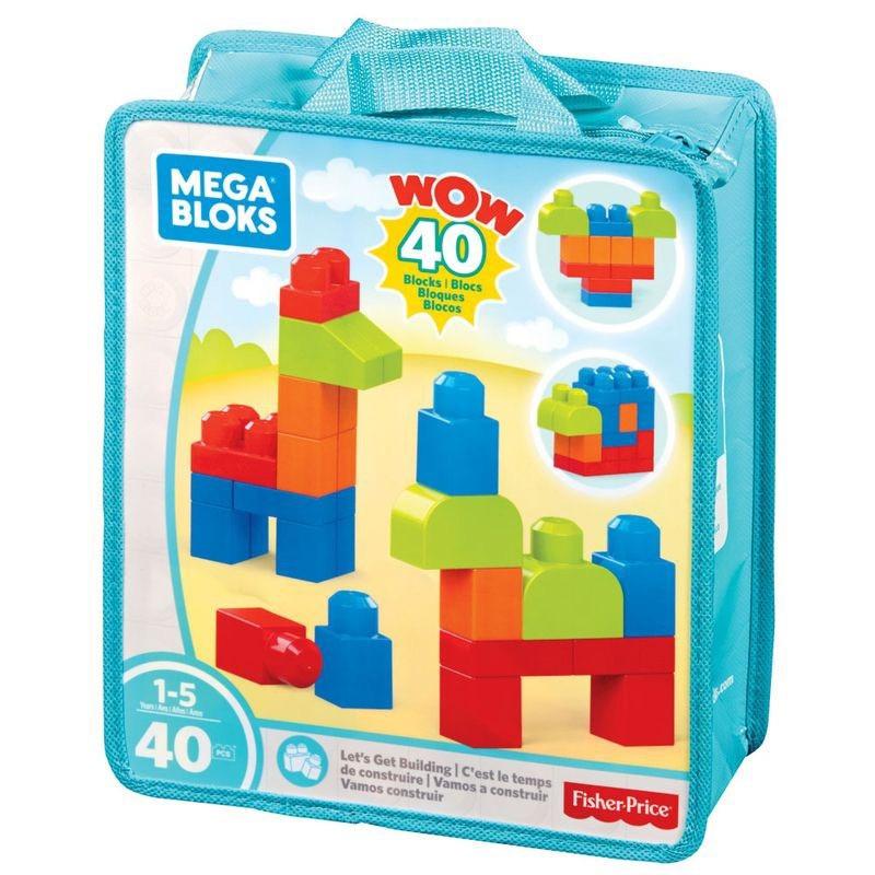 Vamos Constuir Mega Bloks - Fisher Price