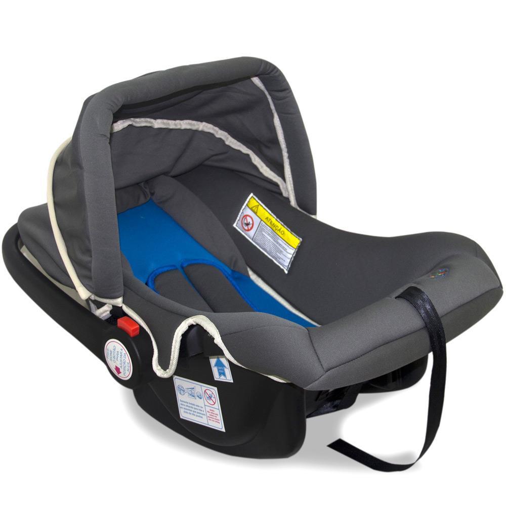 Bebê Conforto Com Redutor Interno e Absorção de Impactos Azul 0 -13kgs -Baby Style