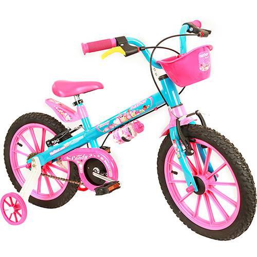Bicicleta Aro 16 Candy - Nathor