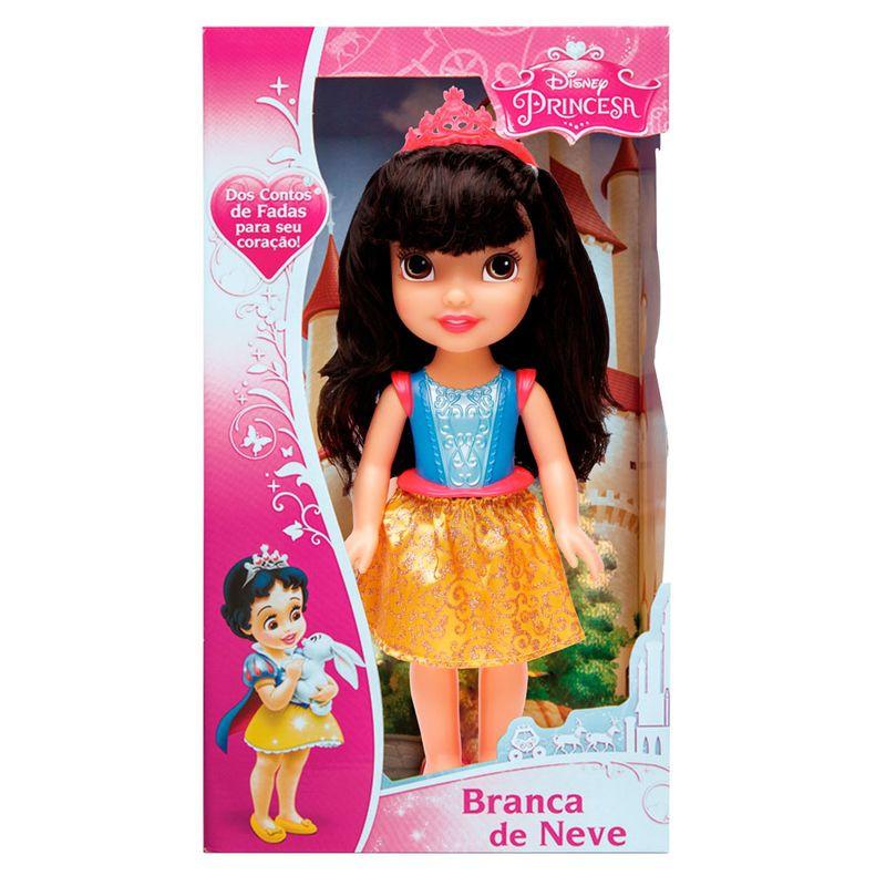 Boneca Minha Primeira Princesa Branca de Neve - Mimo