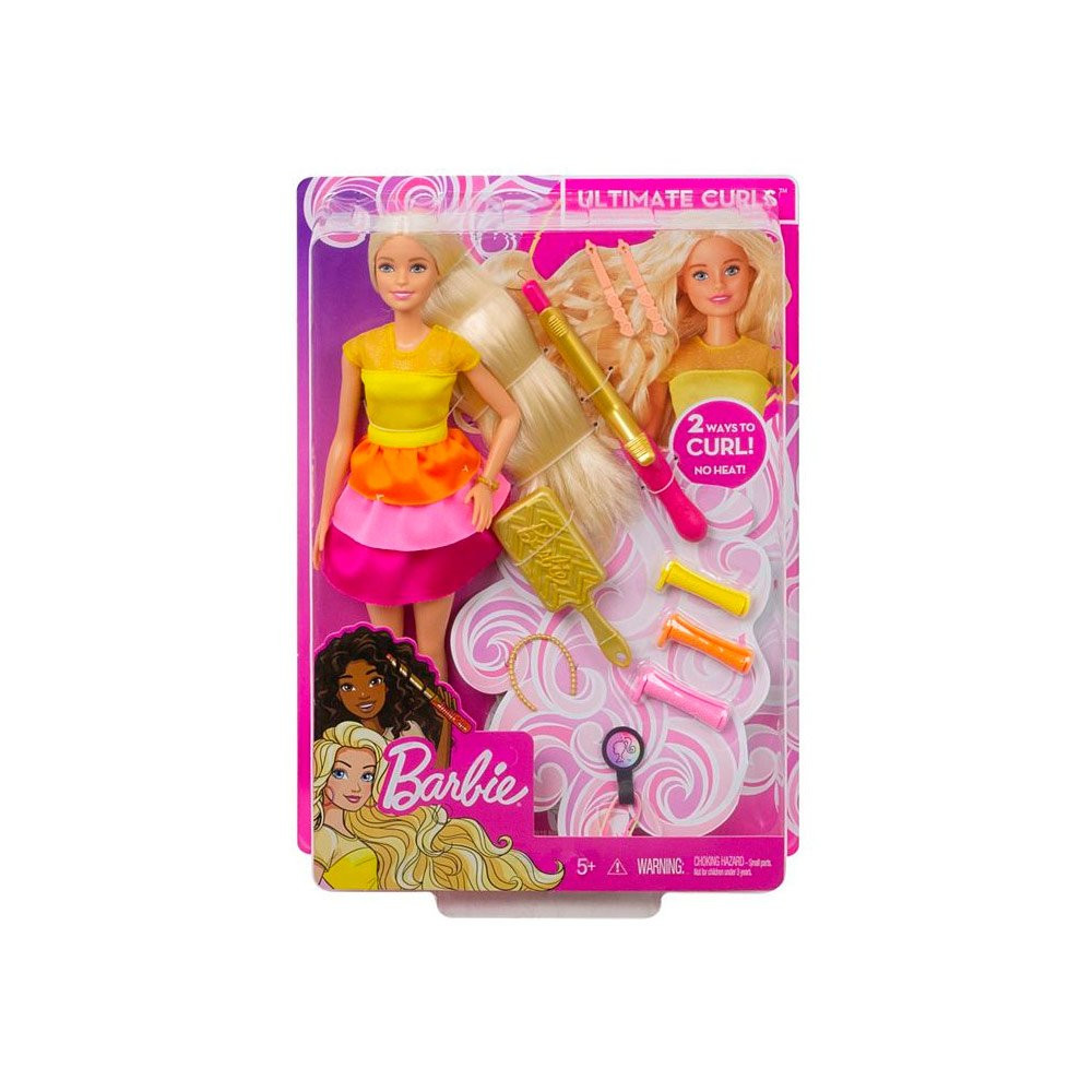 Boneca Barbie Penteados dos Sonhos- GBK24 - MATTEL