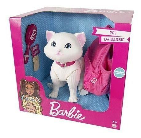 Pet Fashion Barbie Gatinha Blissa