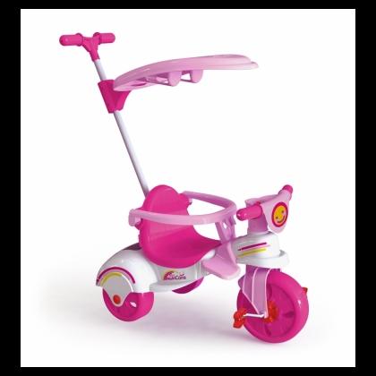 Triciclo Multi Care Girl 3 x 1
