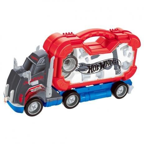 Monte e Desmonte Hot Wheels - Caminhão de Ferramentas - Fun - Barão Distribuidor