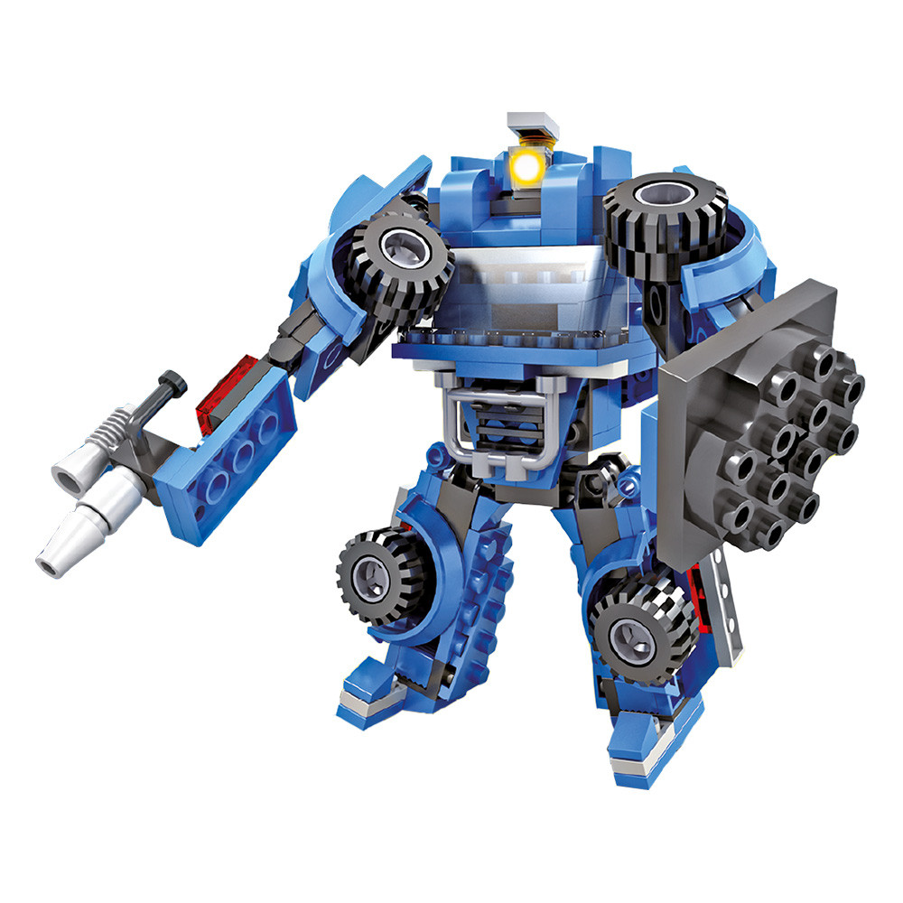 Robô mutante – 150+ peças