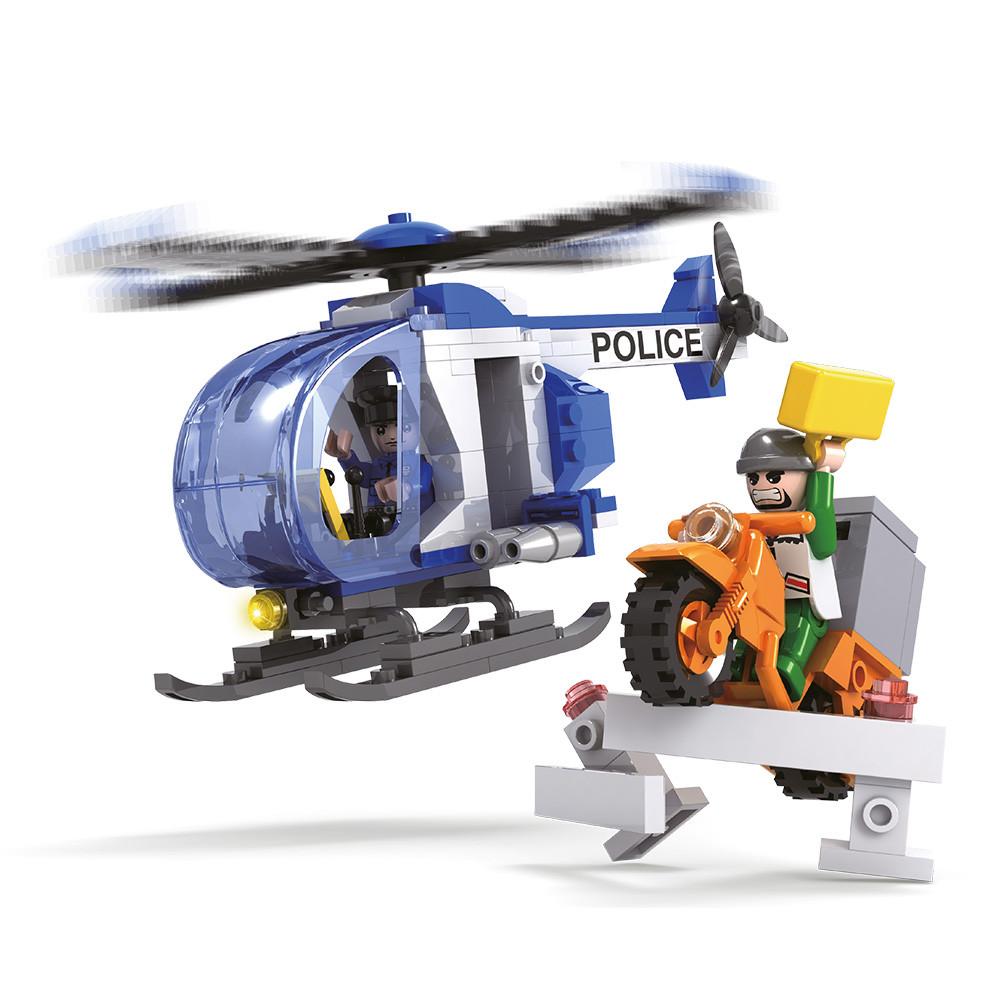 Esquadrão de polícia – 164 peças