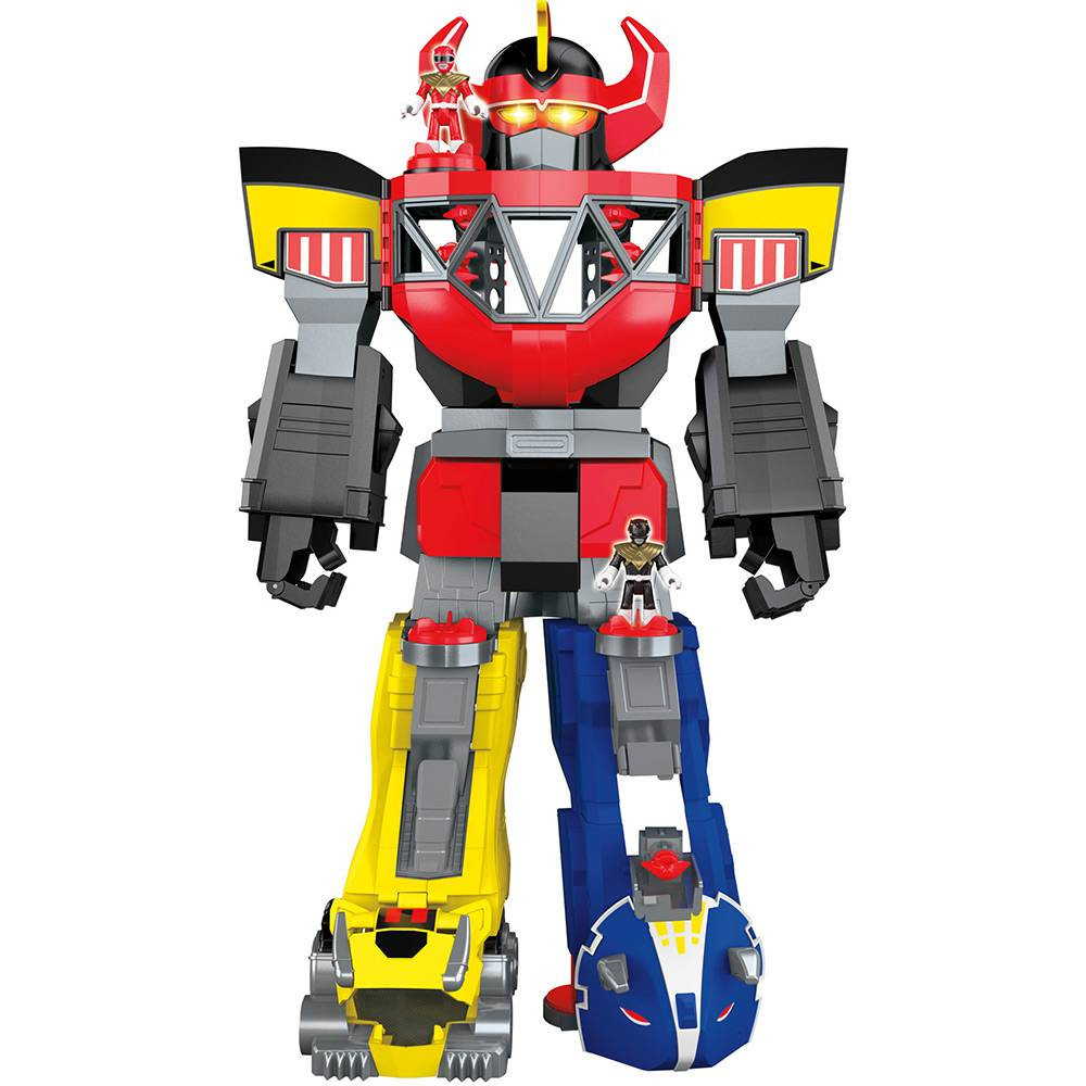 Imaginext Power Ranger Megazord - Mattel