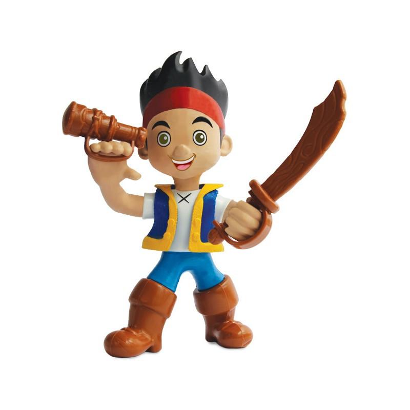 Boneco Jake Piratas da Terra do Nunca - Elka