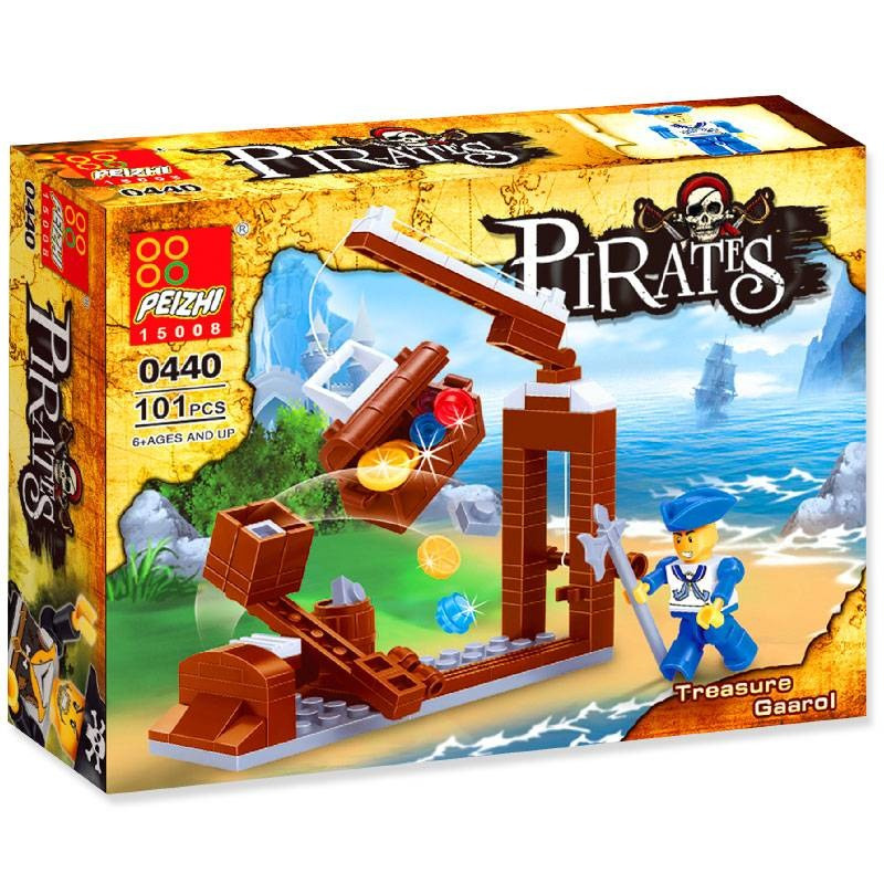 Jogo Pirates Treasure Gaarol - Peizhi