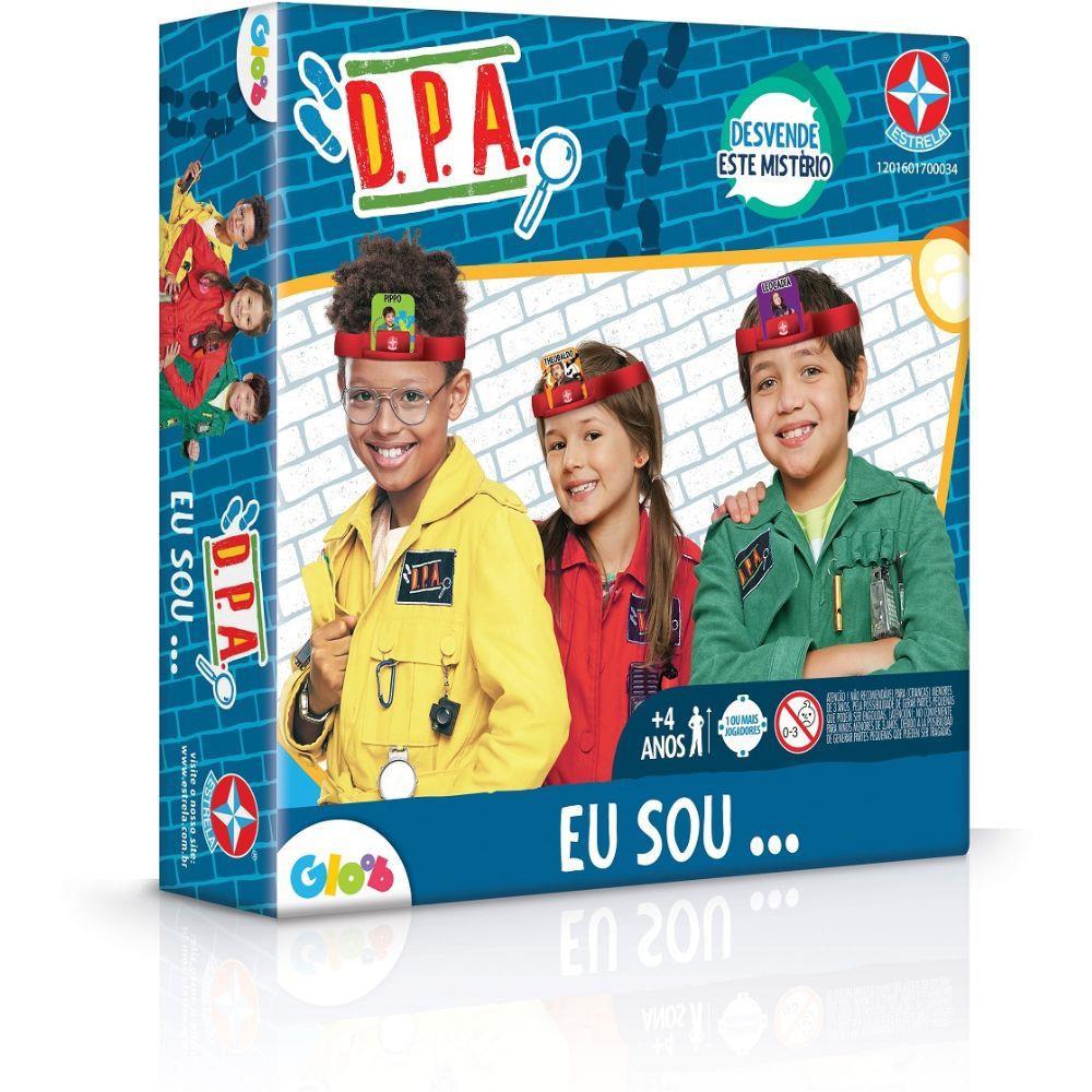 Jogo Eu Sou DPA ( Detetives do Predio Azul)- Estrela