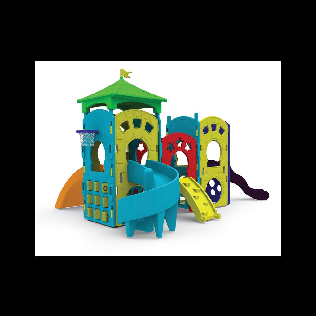 Playground Modular Future - Xalingo