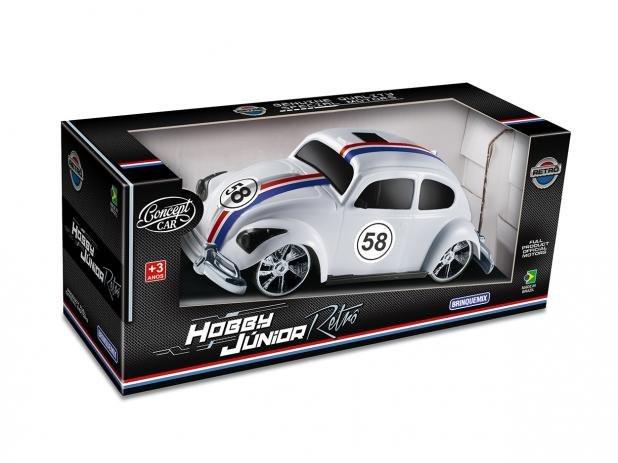 Carro Fusca Hobby Herbie Retrô Brinquemix