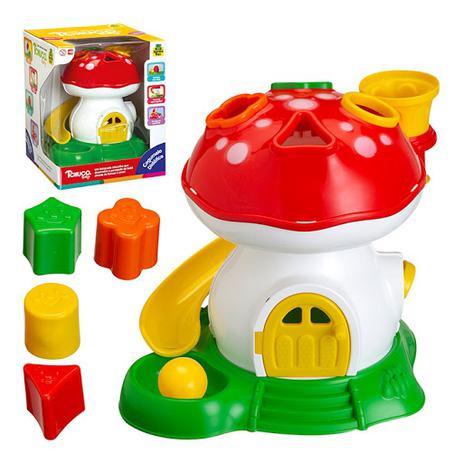 Cogumelo Didático Samba Toys