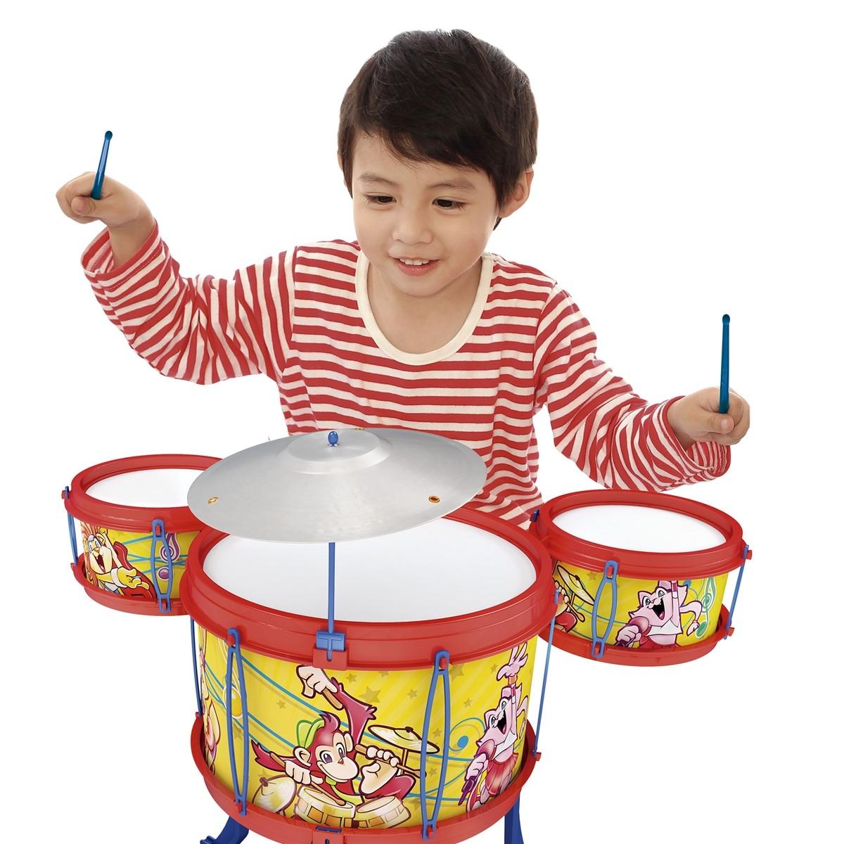 Bateria Musical de Atividades - Rosita