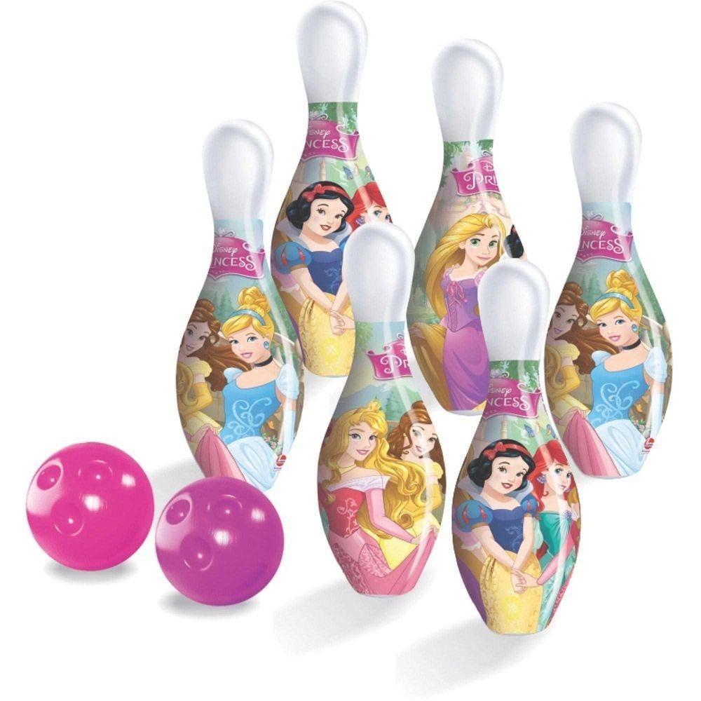 Jogo De Boliche - Princesas Disney - 072 - Lider
