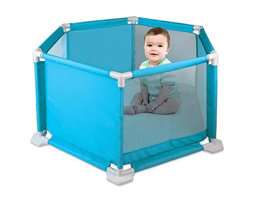Cercado para Bebê Azul -950-2 Braskit