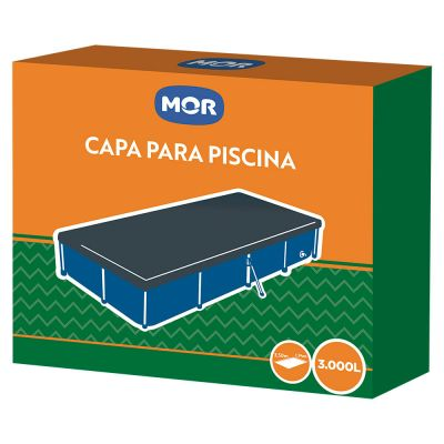 Capa Para Piscina Standard 3000 LTS Mor