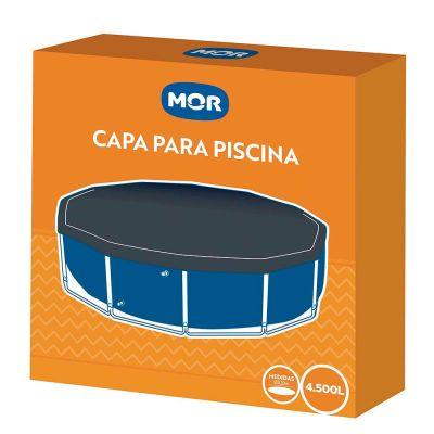 Capa Para Piscina Circular 4500 LTS Mor