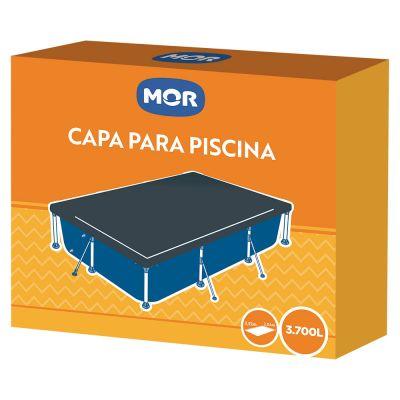 Capa Para Piscina 3700 LTS Premium MOR