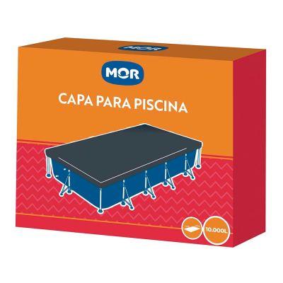 Capa Para Piscina Premium 10.000 LTS MOR