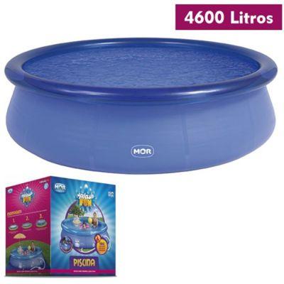Piscina Splash 4600 -MOR