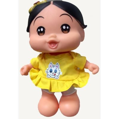 Boneca Magali - Turma da Monica Baby - Adijomar - 0413