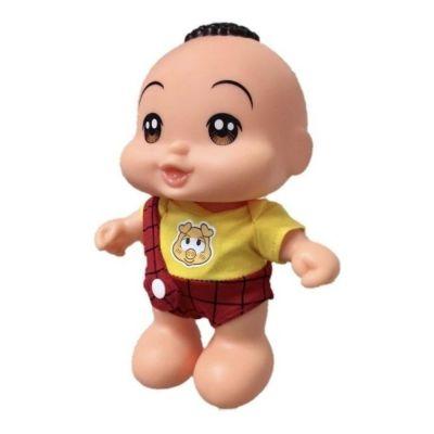 Boneco Cascão Baby Com Som - 415 -  Adijomar