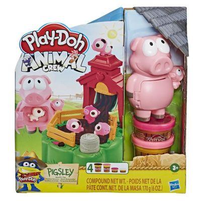 Massinha Play-Doh Fazenda Porquinhos Divertidos - E6723 Hasbro