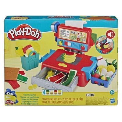 Massinha de Modelar Play-Doh Caixa Registradora - Hasbro