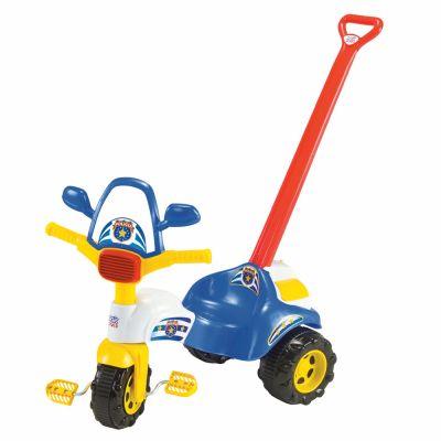 Tico Tico Zoom Policia C/ Capacete - 2713C Magic Toys