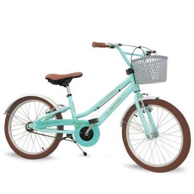 Bicicleta Aro 20 Antonella Verde Nathor