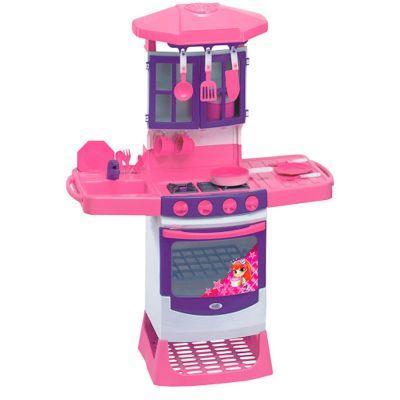 Cozinha Mágica Eletrônica 8011 - Magic Toys