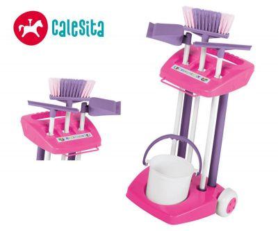Kit de Limpeza Infantil Calesita Completo -0201