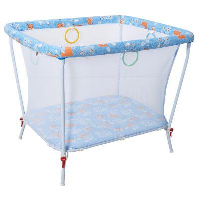 Cercado Little Baby 6619/C18 Azul - Tubline