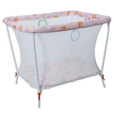 Cercado Little Baby 6619/C20 Rosa - Tubline