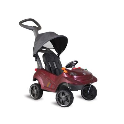 SMART BABY COMFORT (VINHO) - 534 - BANDEIRANTE