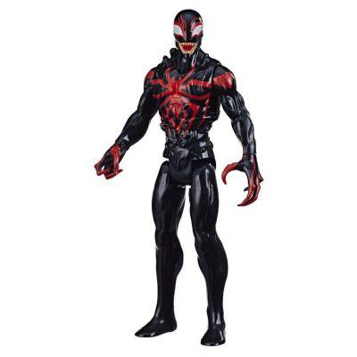 Boneco Maximum Venom Miles Morales - Hasbro - Avengers