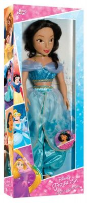 Princesa Disney Jasmine Boneca 78cm Babybrink