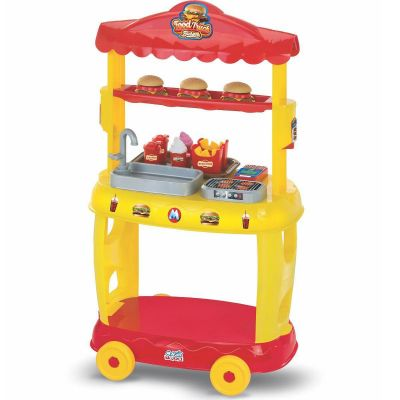 Food Truck Burguer 8080 Magic Toys
